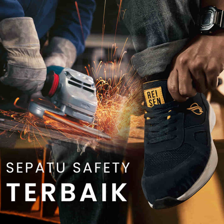 Sepatu Safety Makaw 1